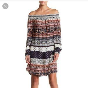 Beachlunchlounge Long Sleeve Mae Dress Size XS